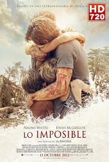 Ver Lo imposible (2012) Online Gratis