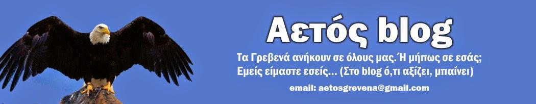 ΑΕΤΟΣ Grevena Γρεβενά