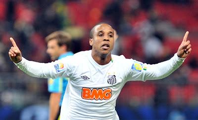 Kashiwa Reysol 1 - 3 Santos (3)