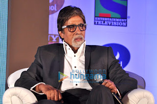 Amitabh & Anurag Kashyap at Sony TV's special series announcement