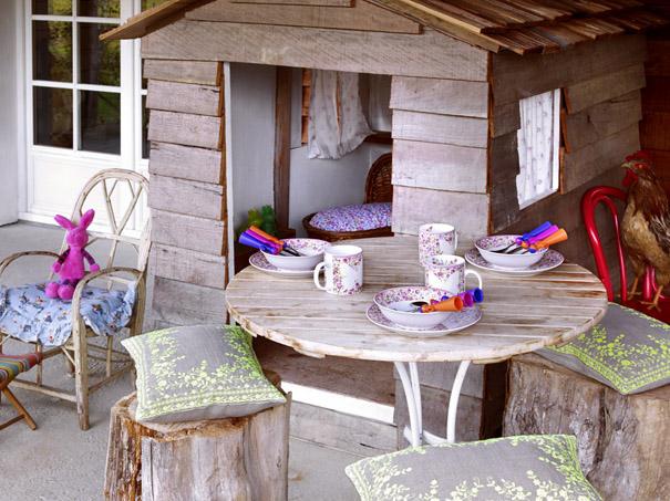 eclecchic encantadora casita de madera colecci n kids zara home p v 2013. Black Bedroom Furniture Sets. Home Design Ideas
