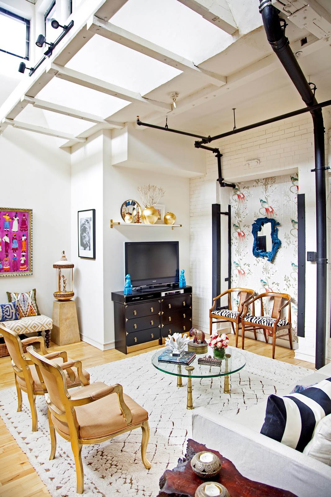 Design Manifest Living Room TV
