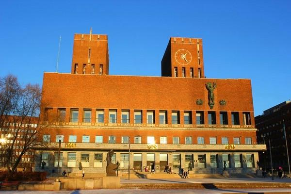 Oslo Ratusz