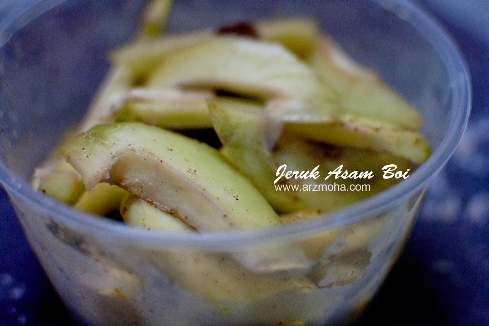 Jeruk Asam Boi Sedap, Jeruk Asam Boi Pulau Pinang, Jeruk, Asamboi, Fenomena, food review