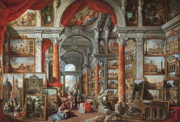 Dal Rococò al Liberty corso di storia dell'arte itinerante