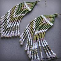 Серьги из бисера - 199 /365
