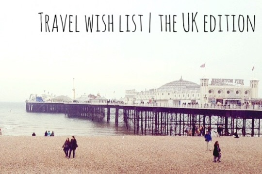 Inspire Magazine Online - UK Fashion, Beauty & Lifestyle blog | Travel Wish List | The UK Edition; Inspire Magazine; Inspire Magazine Online; Travel Wish List; Brighton