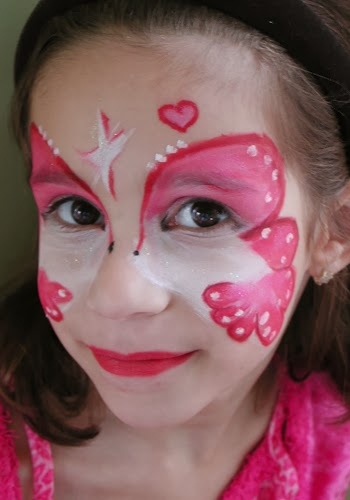 Beautiful Face Painting Kids
