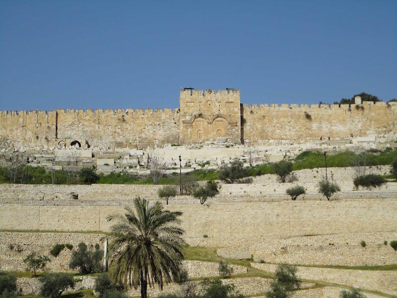 Jerusalén: La Puerta Dorada