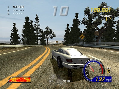 Burnout 2: Point of Impact (PS2) 2002