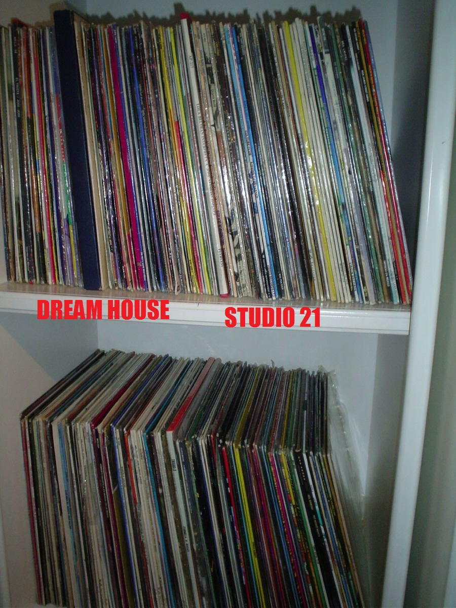 Studio 21 dream house album from the 90 39 s for 90s house music albums