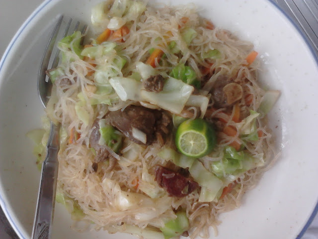 how to cook special pancit bihon