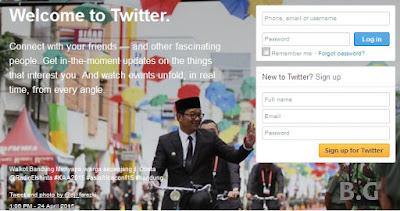 Cara Buat Akun Twitter Terbaru Lengkap dan Detail