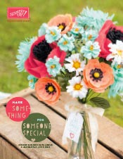 Stampin' Up! Spring Summer Catalogue