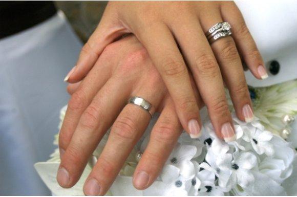 Diamond Wedding Rings For Engagement Ceremony