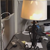Check the Weather with a Forecast-Projecting Lamp