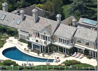 10 Best Hollywood Celebrity Homes