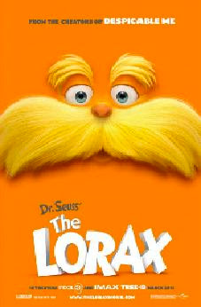 Watch Dr. Seuss The Lorax 2012 film online