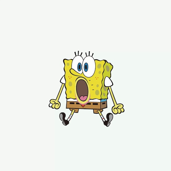 12-cool-Best-SpongeBob-New-iPad-HD-wallpapers-face