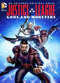 Liga da Justi%25C3%25A7a Deuses e Monstros super%2Bherois - Download Liga da Justiça Deuses e Monstros BDrip 720p Dual Áudio Torrent
