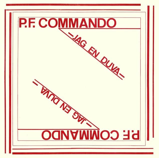 PF Commando Manipulerade Mongon