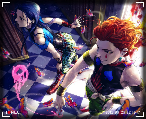 Hisoka and Illumi Picture 6k