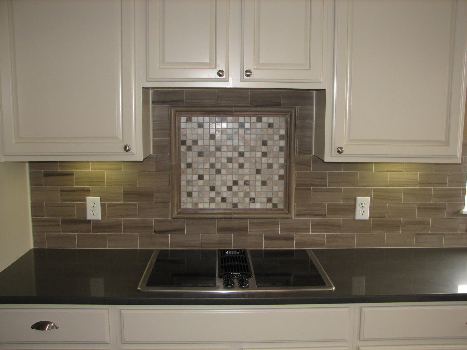 Integrity installations a division of front for Kitchen designs with glass tile backsplash
