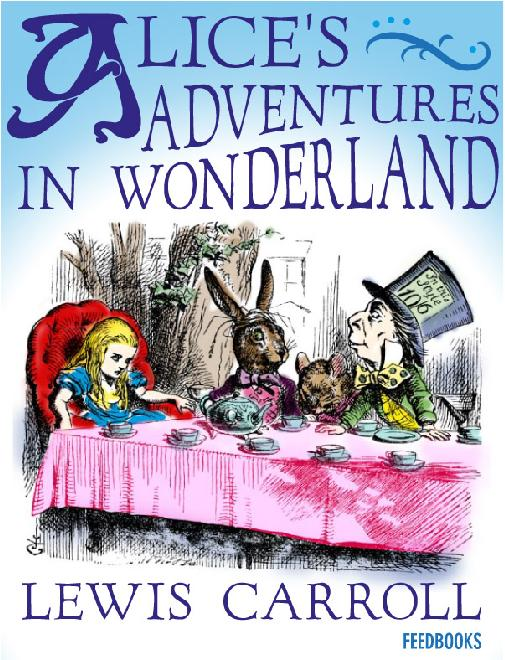 alices adventures in wonderland by lewis carroll essay By melanie bayley what would lewis carroll's alice's adventures in wonderland be without the cheshire cat, the trial, the duchess's baby or the mad hatter's.