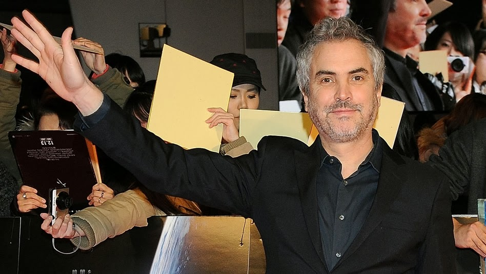 Gravity 11 nominaciones premios BAFTA