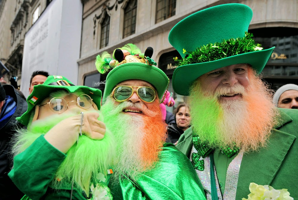 Frases De st-st patrick-saint patrick: Happy St Patricks Day After Enjoying The Events