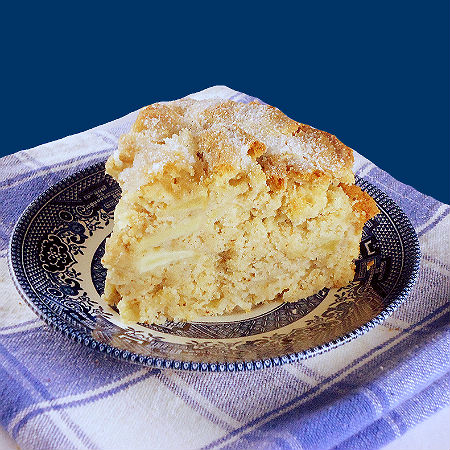 One Perfect BiteIrish Apple Cake