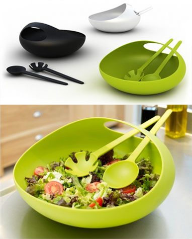 Salad bowl meaning