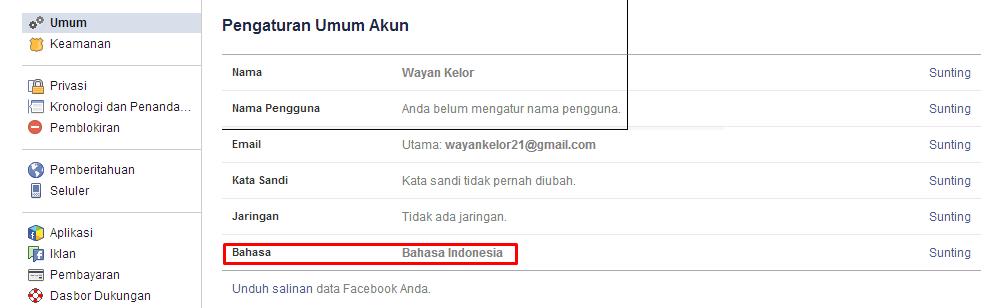 Beginilah Caranya, Ternyata Facebook Dukung Bahasa Alay