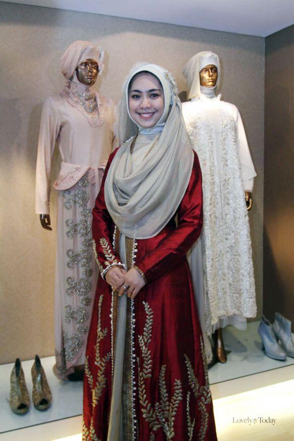 Memilih Model Baju Pengantin Muslim