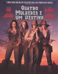 Filme Quatro Mulheres e Um Destino   Dublado