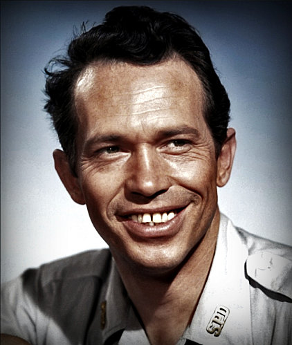 warren oates across the border