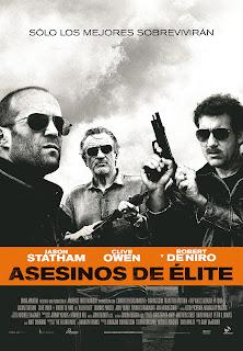crítica de asesinos de élite