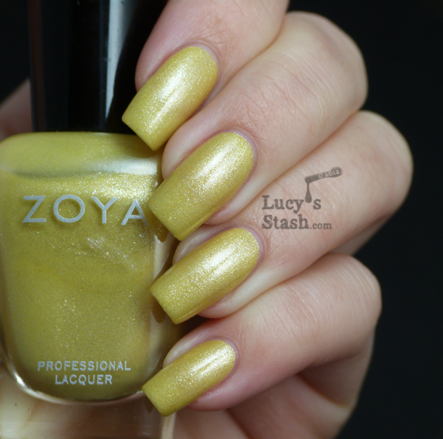 Lucy's Stash - Zoya Piaf
