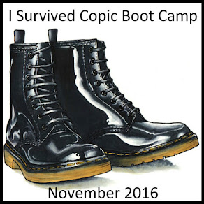 Copic Boot Camp
