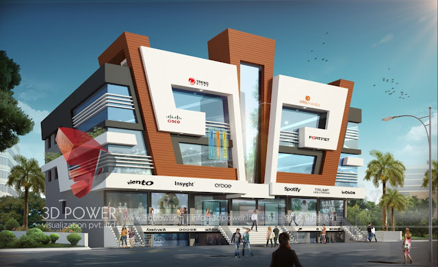 3d architectural mega projects