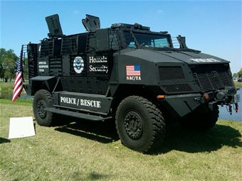 Homeland Security  on The Vatic Project  20121014