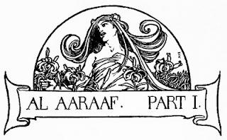 Edgar Allan Poe Al Aaraaf