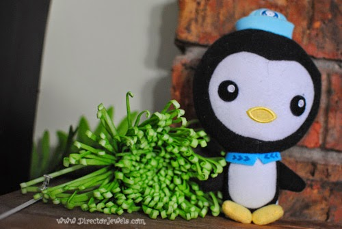 Peso - Octonauts Birthday Party Decoration Ideas | Under the Sea Ocean Decor at directorjewels.com