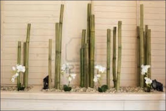 Cien pies con tacones decoraci n con plantas artificiales for Plantas artificiales para interiores