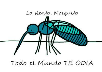 Mosquito, Te odiamos 1