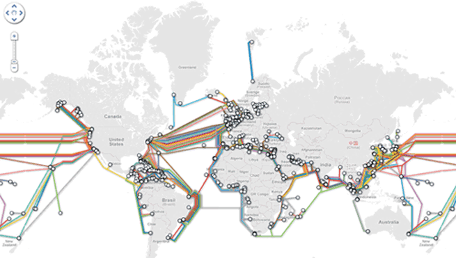 internasional bandwidth