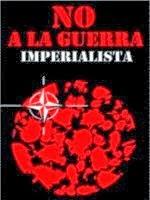 ¡No a la guerra imperialista!