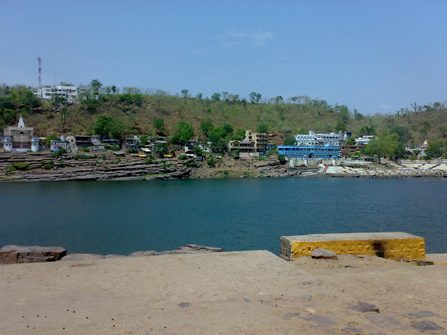 download Omkareshwar temple wallpapers for website and blogs in high definition