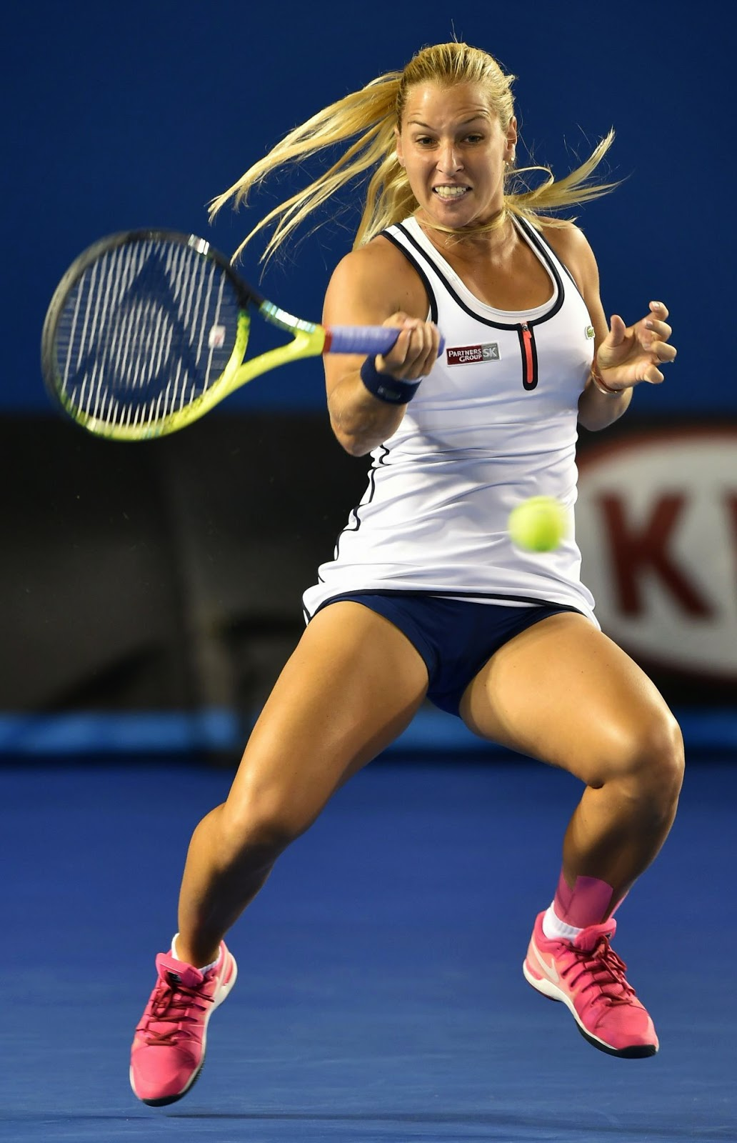 Dominika Cibulkova Slovak Professional Tennis Player very hot and sexy images Wallpapers Fee Download