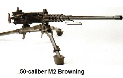 browning machine guns